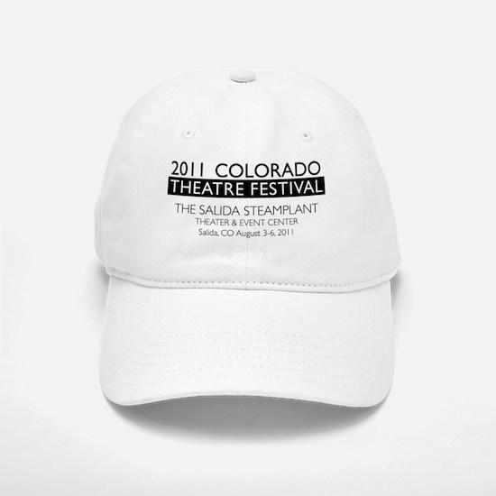 2011-Festival-Salida2 Baseball Baseball Cap