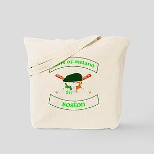 master logo boston Tote Bag