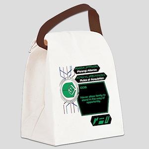 FA006 Canvas Lunch Bag