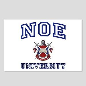 NOE University Postcards (Package of 8)