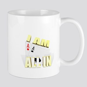 I AM ALLIN Mugs