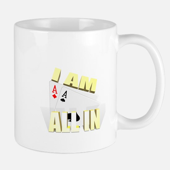 I AM ALLIN Mugs