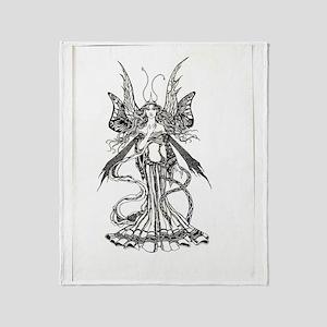 faeryqueen Throw Blanket