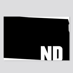 ND Postcards (Package of 8)