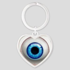 16x16_theeye_electric Heart Keychain