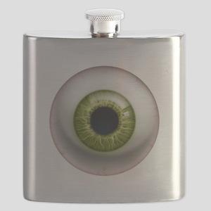 16x16_theeye_green Flask
