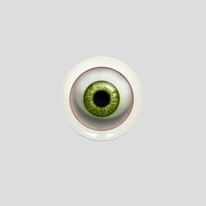 16x16_theeye_green Mini Button