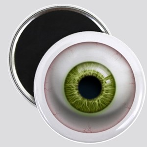 16x16_theeye_green Magnet