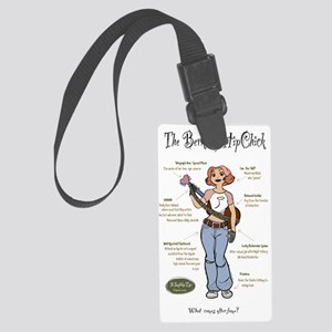 The Berkeley HipChick Large Luggage Tag