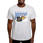 Pounders Ash Grey T-Shirt