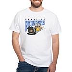 Pounders White T-Shirt