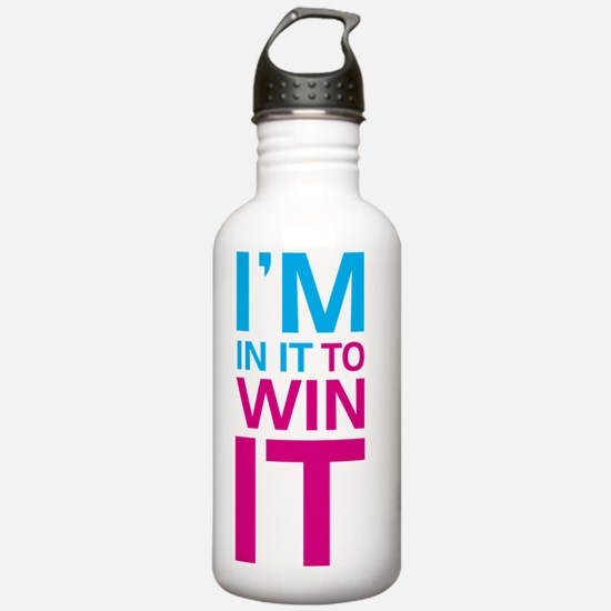 In It To Win It 2 Water Bottle