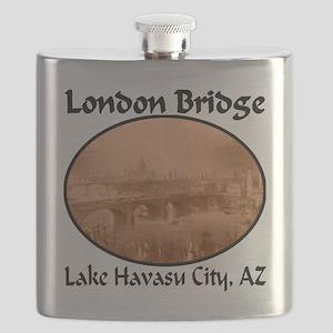 London_Bridge_Lake_Havasu_City_AZ Flask