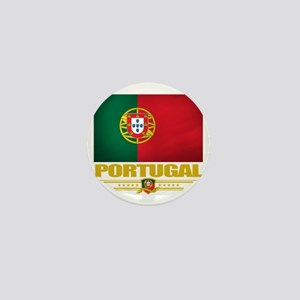 Portugal (Flag 10) Mini Button