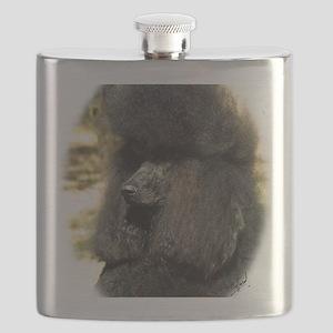 Poodle Standard 9F5D-02 Flask