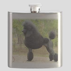 Poodle Standard 9C99D-05 Flask