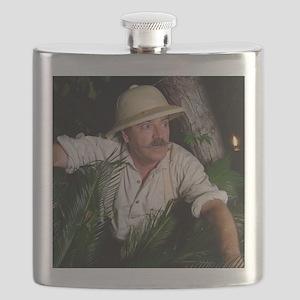 Jungle 01 Flask