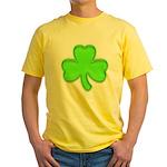 Shamrock ver2 Yellow T-Shirt