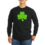 Shamrock ver2 Long Sleeve Dark T-Shirt