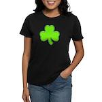 Shamrock ver2 Women's Dark T-Shirt