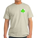 Shamrock ver2 Ash Grey T-Shirt