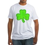 Shamrock ver2 Fitted T-Shirt