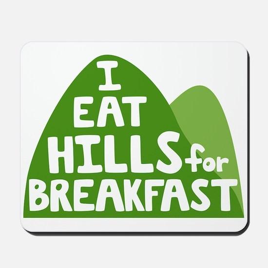 Hills Mousepad
