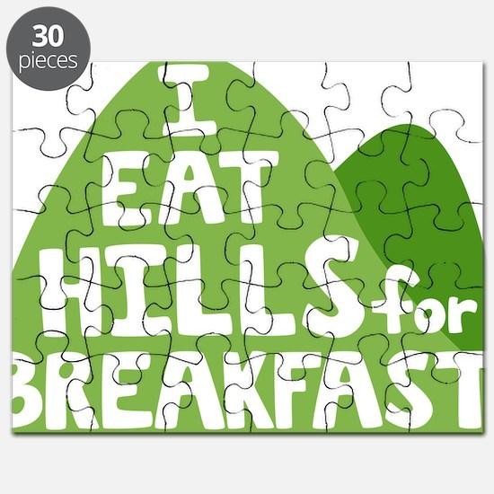 Hills Puzzle