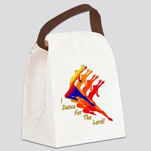 dancer_4_the_Lord Canvas Lunch Bag