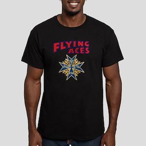 FAC_bag Men's Fitted T-Shirt (dark)