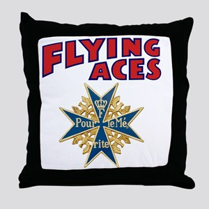 FAC_bag Throw Pillow