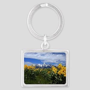 IMG_5794 Landscape Keychain