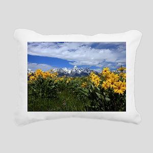IMG_5794 Rectangular Canvas Pillow