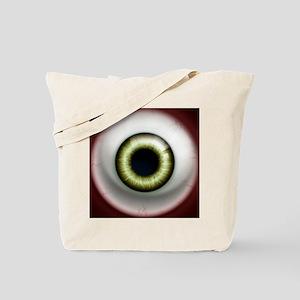 16x16_theeye_zombie Tote Bag