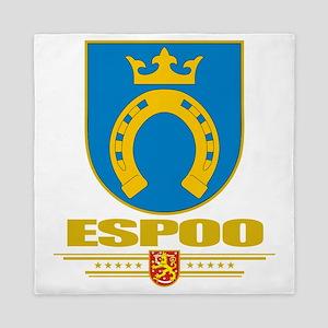 Espoo COA (Flag 10) Queen Duvet