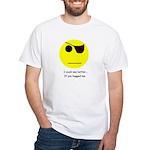 Hug Me; White T-Shirt