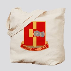 92nd Field Artillery Regiment Military Pa Tote Bag