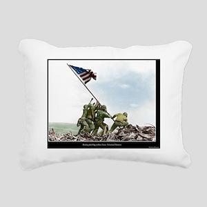 Iwofulll 16x20_print Rectangular Canvas Pillow