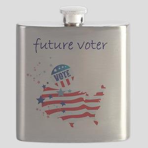 future voter Flask