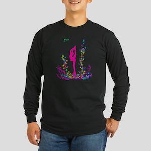bielmangirlpink Long Sleeve Dark T-Shirt