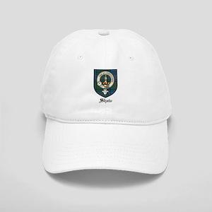 Shaw Clan Crest Tartan Cap
