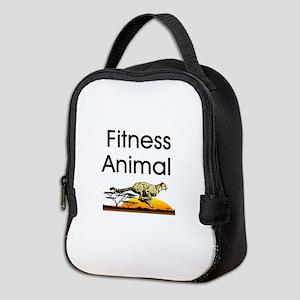 TOP Fitness Animal Neoprene Lunch Bag