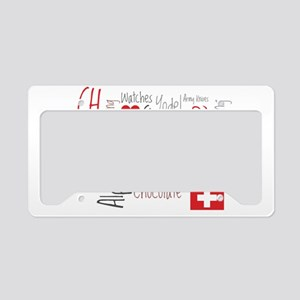What We Love About Switzerlan License Plate Holder