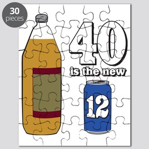 40 is the new 12 Puzzle