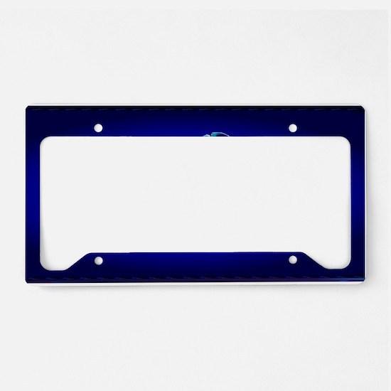 PatchBlack Scorpion License Plate Holder