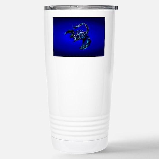 PatchBlack Scorpion Stainless Steel Travel Mug