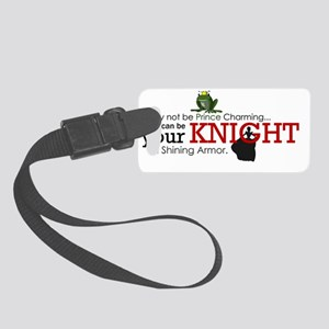 Your Knight Small Luggage Tag