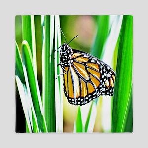 Sweet Monarch Butterfly Queen Duvet