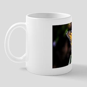 Cheerful Monarch Butterfly Mug
