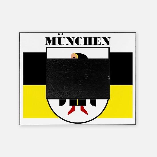 Munich (blk) Picture Frame
